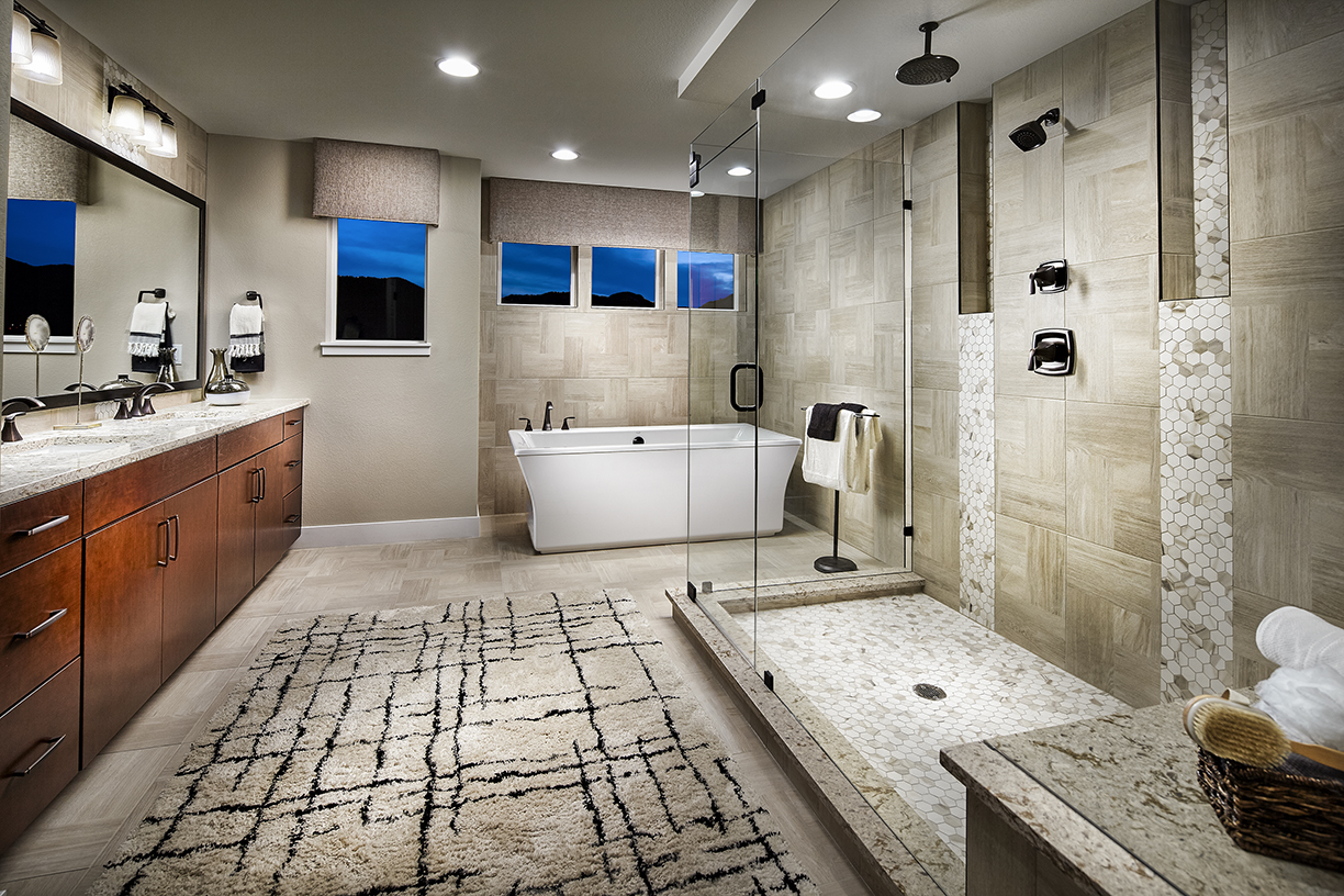 Summit Master Bathroom