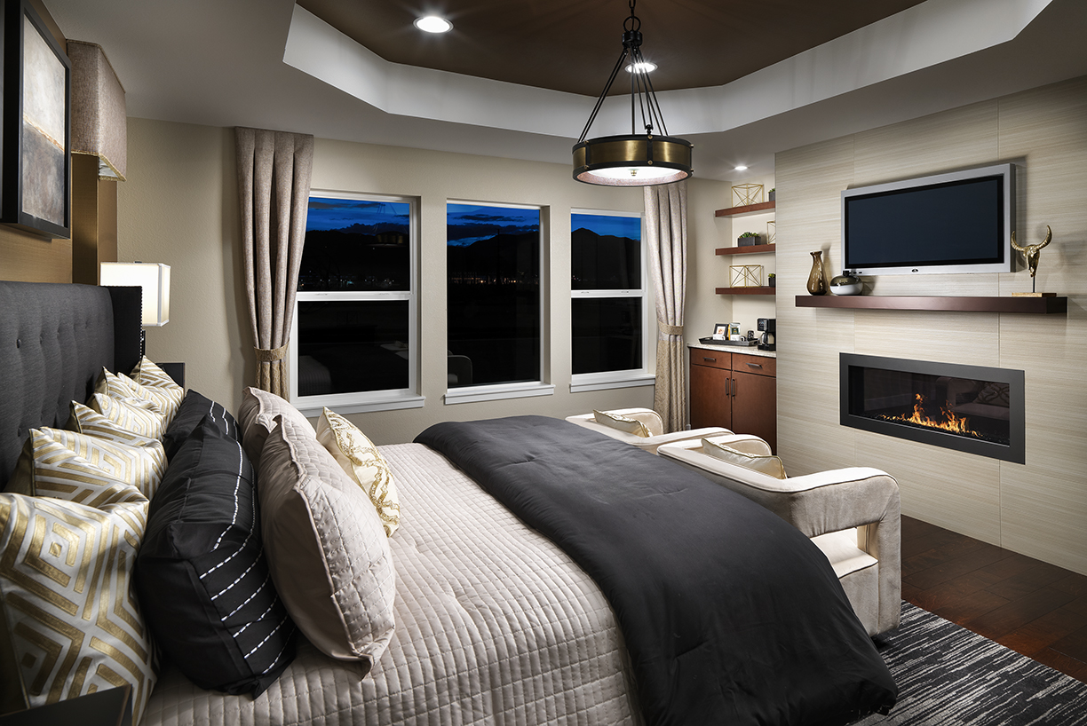 Summit Master Bedroom
