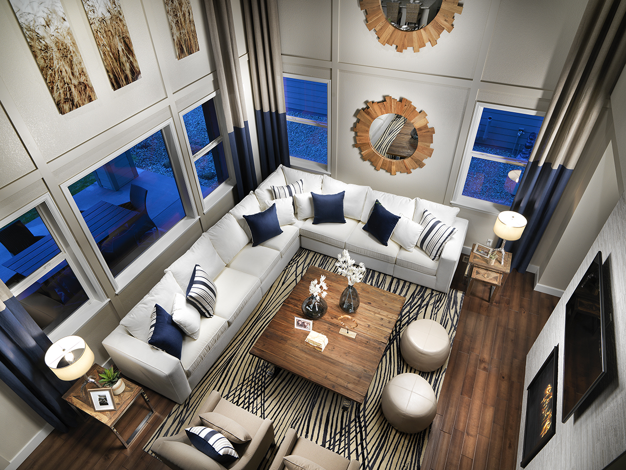 Ascend Family Room Down