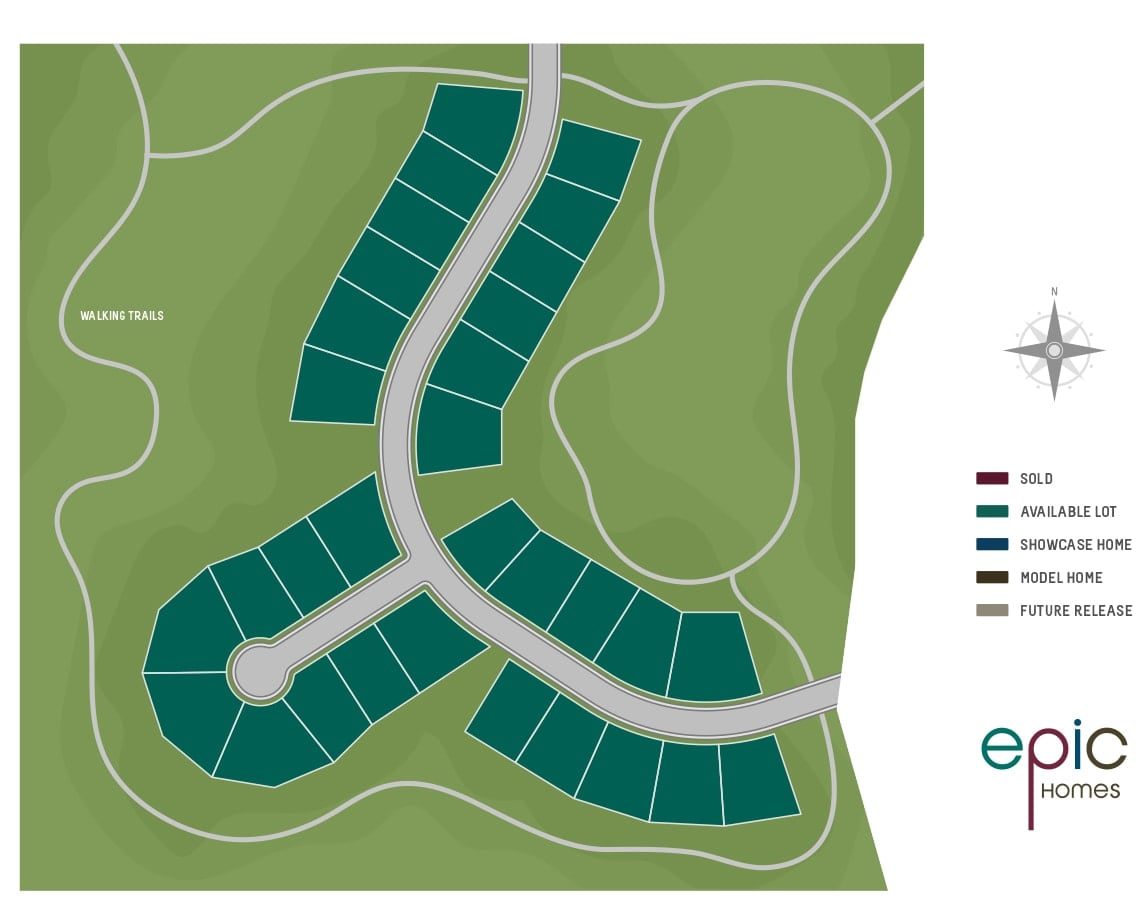 Trails at Crowfoot - Site Plan